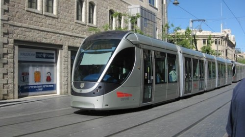 Why Palestine does not possess trains, trams or buses ?