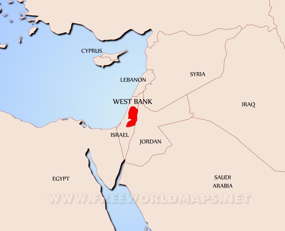 Westbanklocation Go Palestine - Palestine location