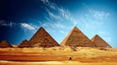 Visiting Egypt and Palestine