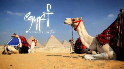 How to travel from Palestine to Egypt ?
