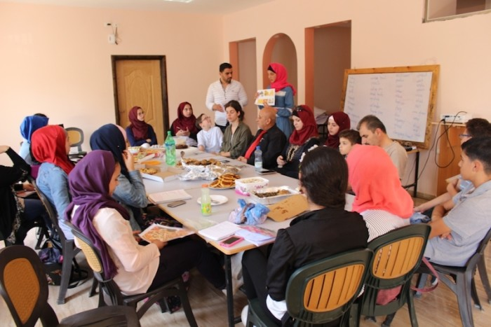 The Safety of an Internship in the Middle East
