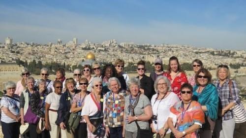 Planning a week's trip to Palestine