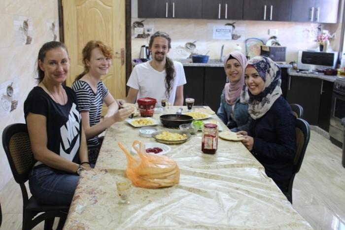 Meet Alexandra from Latvia in Palestine 3