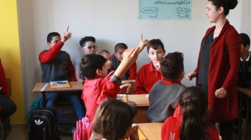My experience with Palestinian children in Hebron