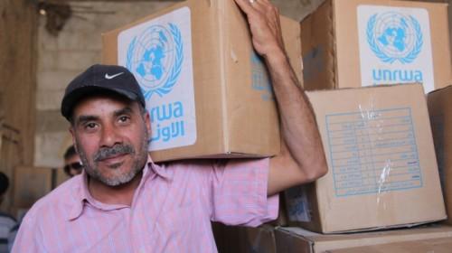 UNRWA in Palestine