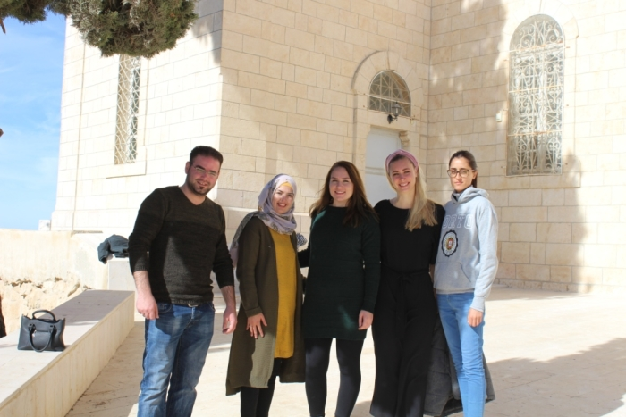 Friendship and Connections with Locals in Palestine