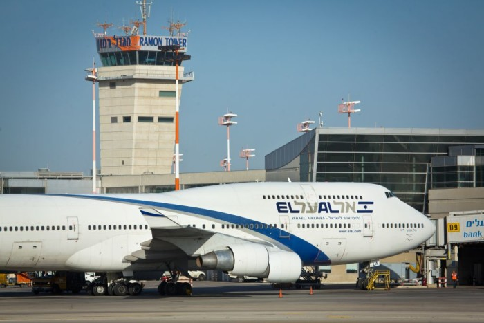 Are Palestinians allowed to travel to Tel-aviv 4