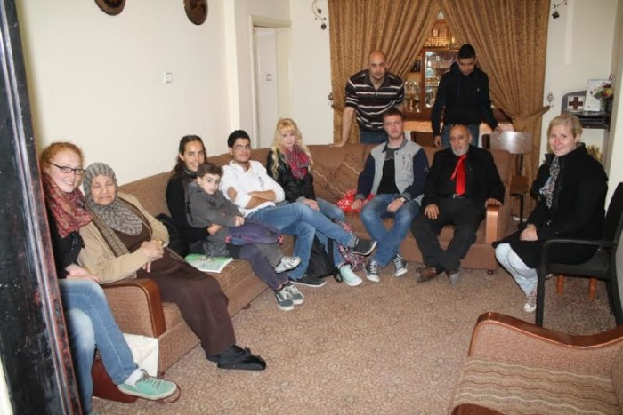 Family and Hospitality While in Palestine 4