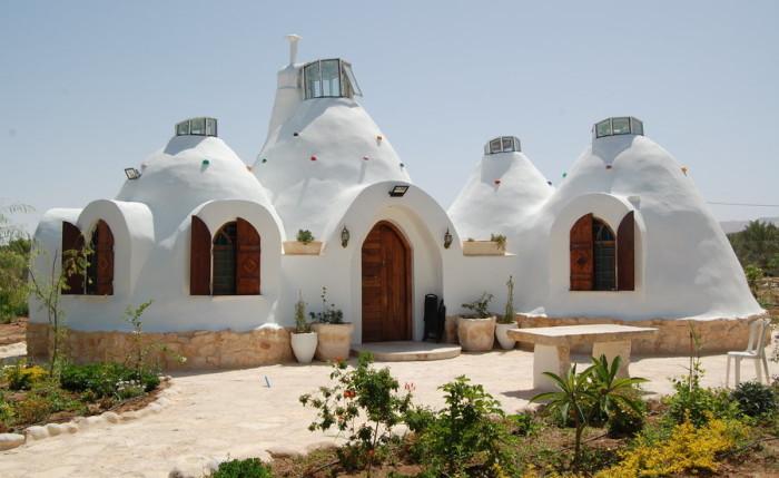 Traditional Palestinian Housing